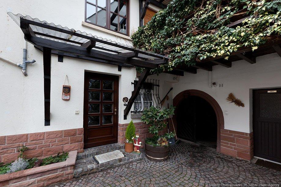 Экскурсия по частной винодельне в Германии