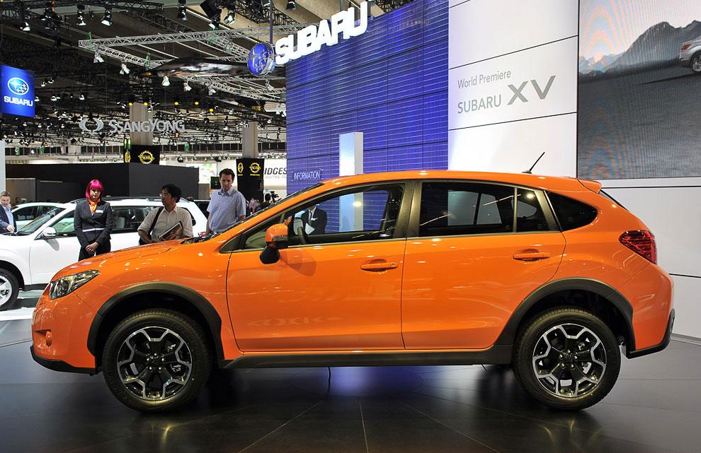 Subaru XV 2012