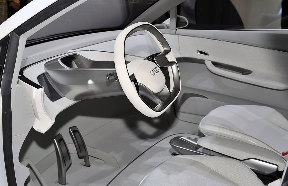 концепт кар эволюзионе автосалон 2011