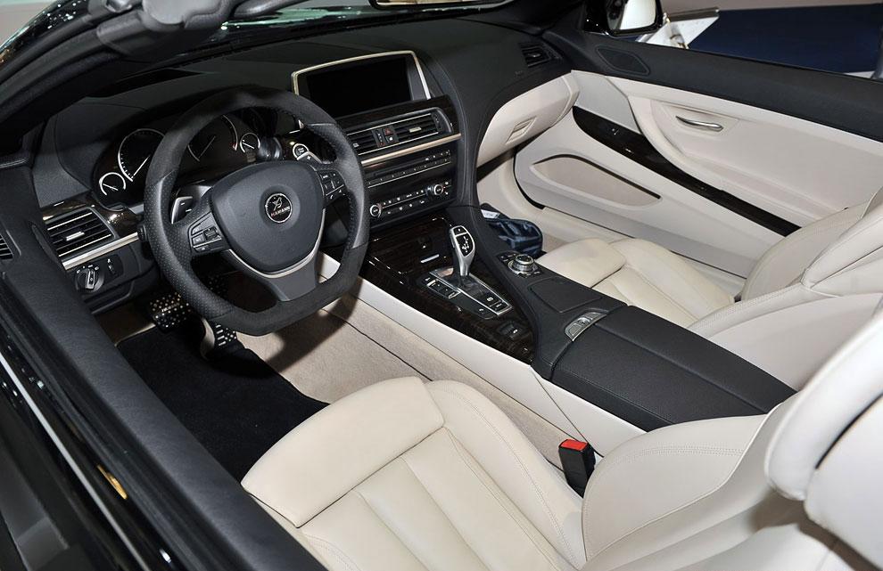 Кабриолет Hamann BMW M6