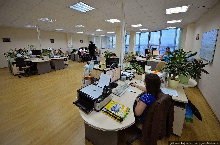 Офис компании Дубль ГИС