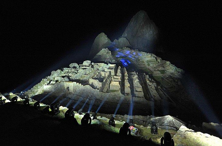На мачу пикчу — город древней америки
