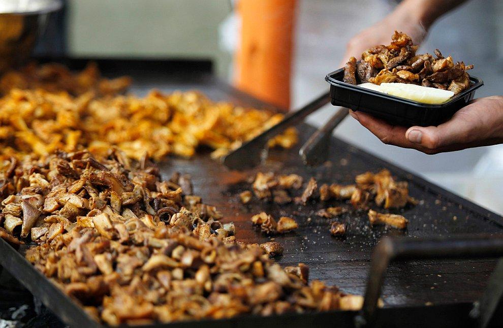 Традиционная перуанская еда