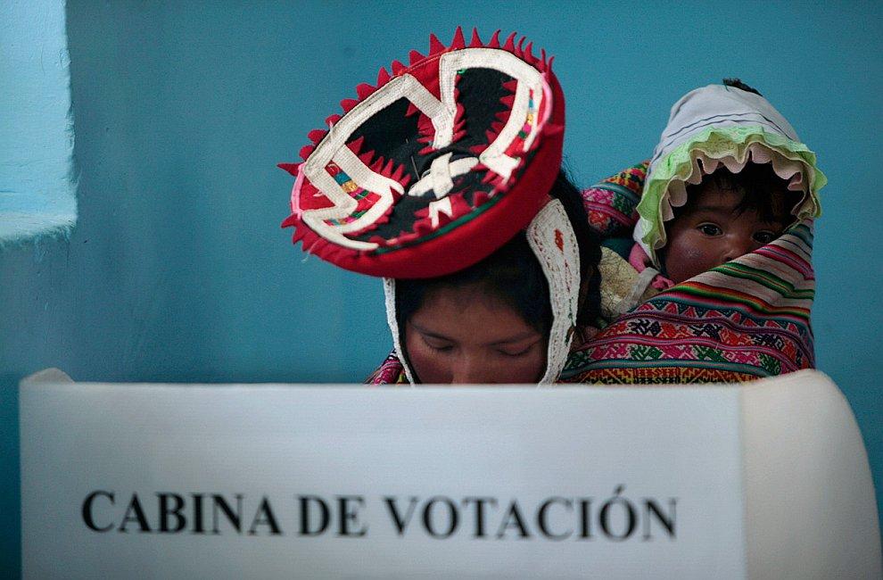 Выборы в Перу