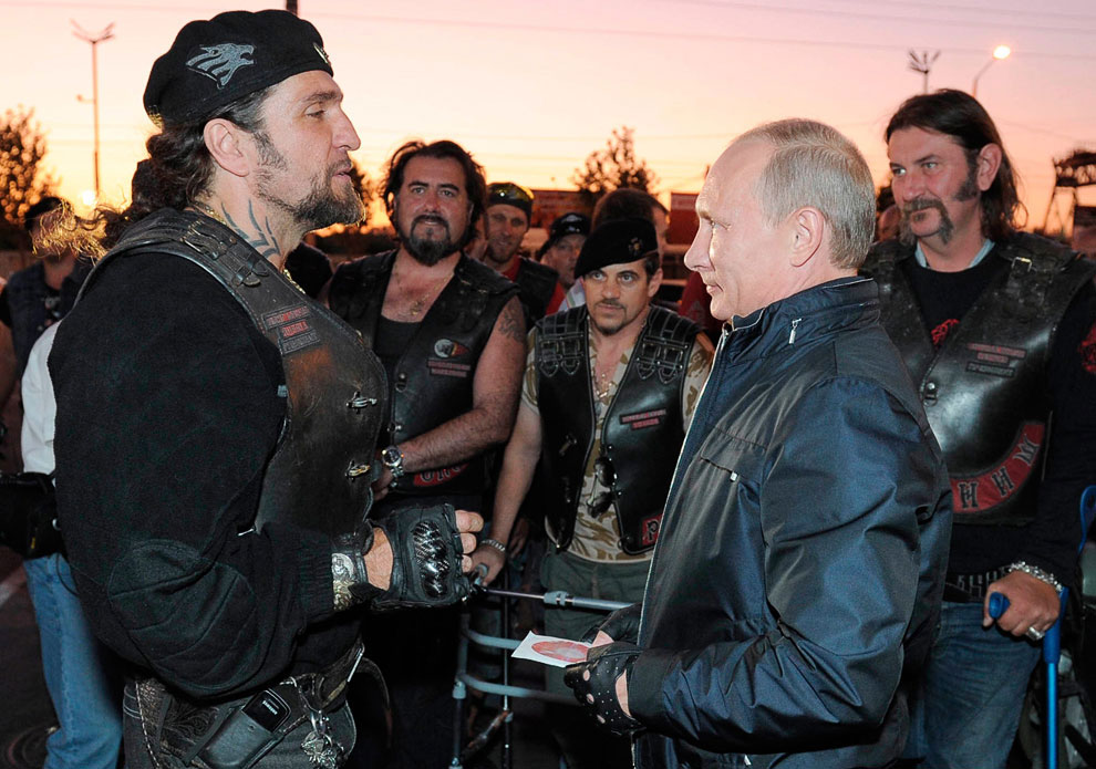 Владимир Путин: каким его видят западные журналисты