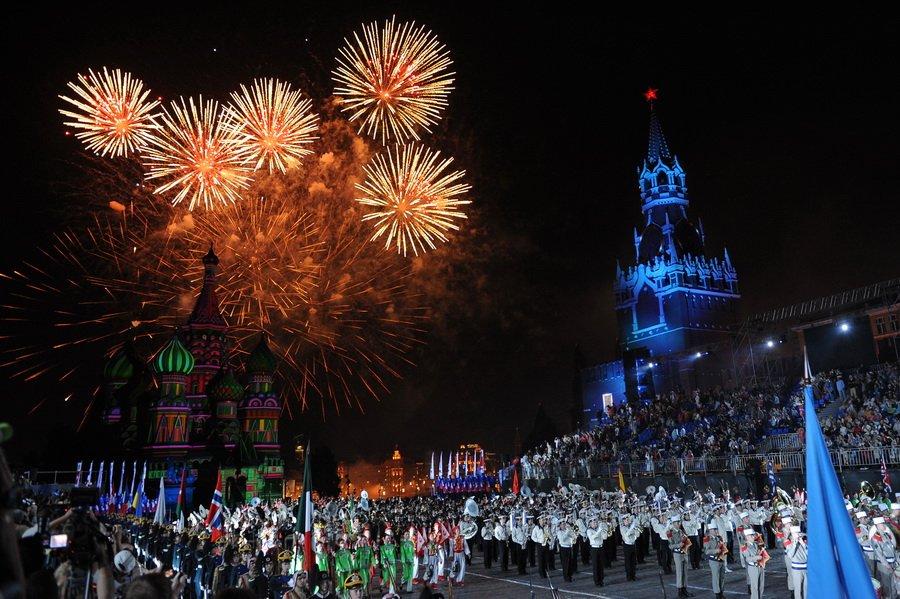 Фестиваль «Спасская башня»