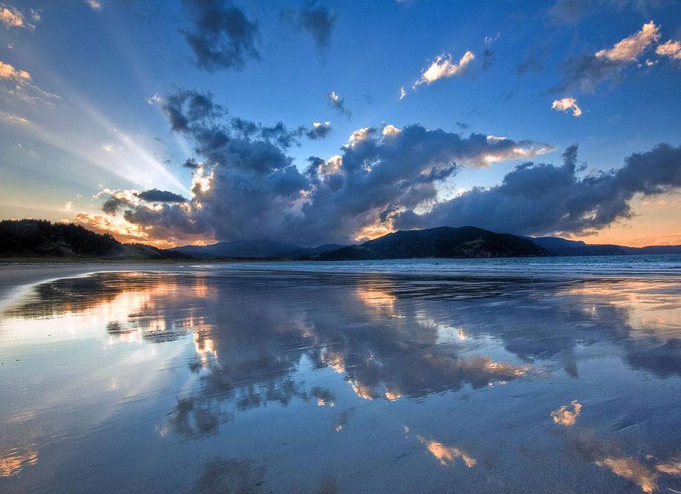 Путешествие в Новую Зеландию