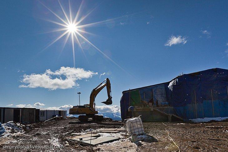Сочи 2014: как строят Олимпиаду