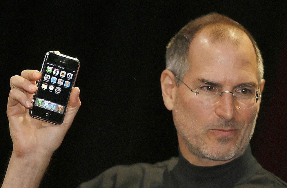 Стив Джобс (1955-2011)