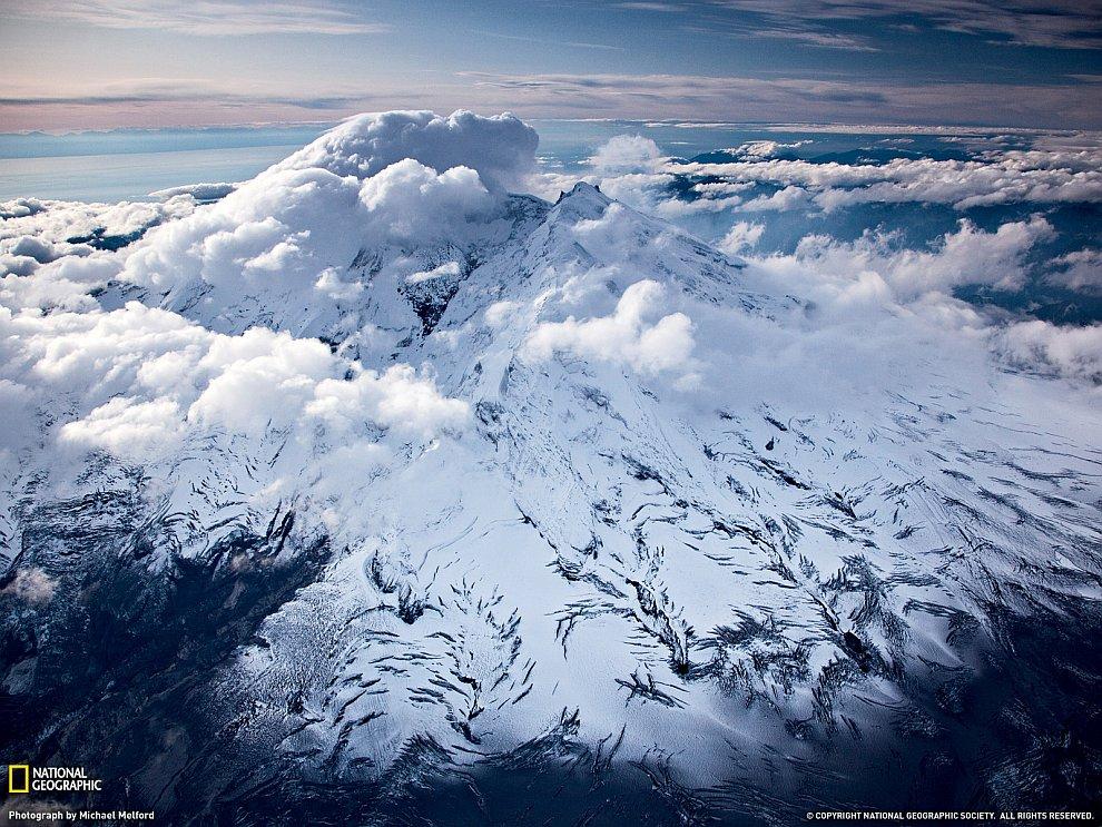 Вулкан Илиамна