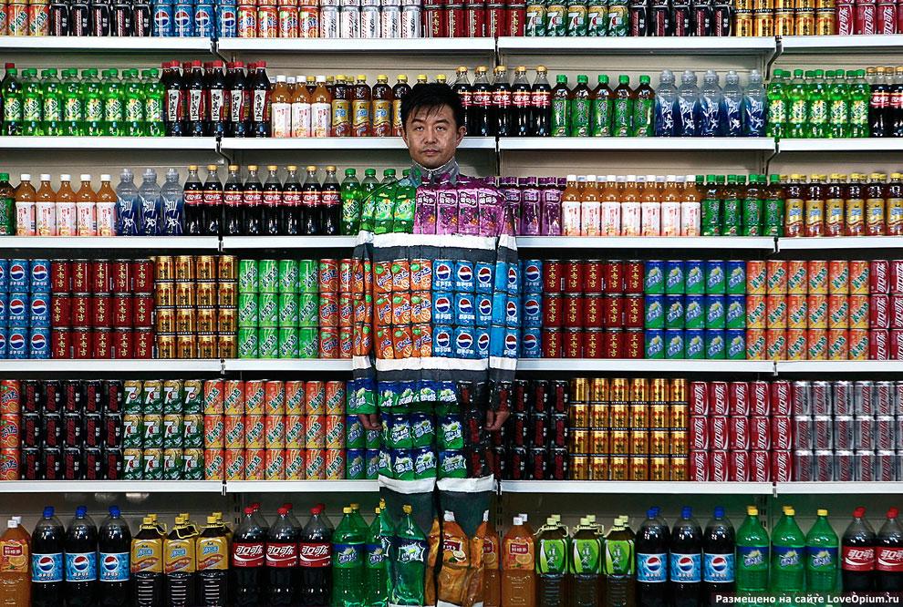 Китайский художник Лю Болин