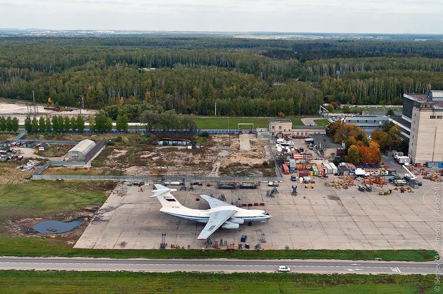 Аэропорт Домодедово в 2020 году