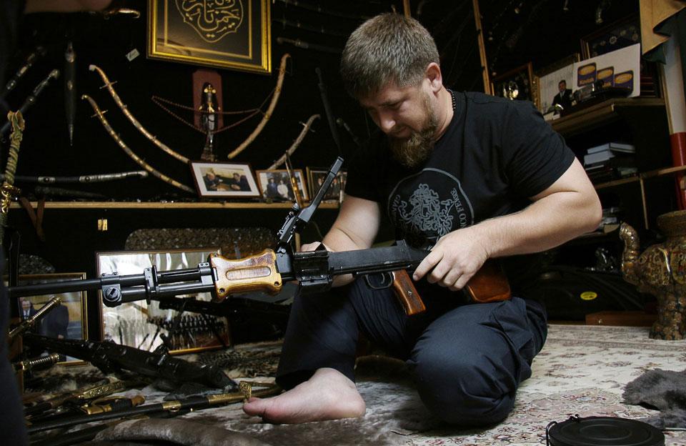 «Скромный» день рождения Рамзана Кадырова в Чечне