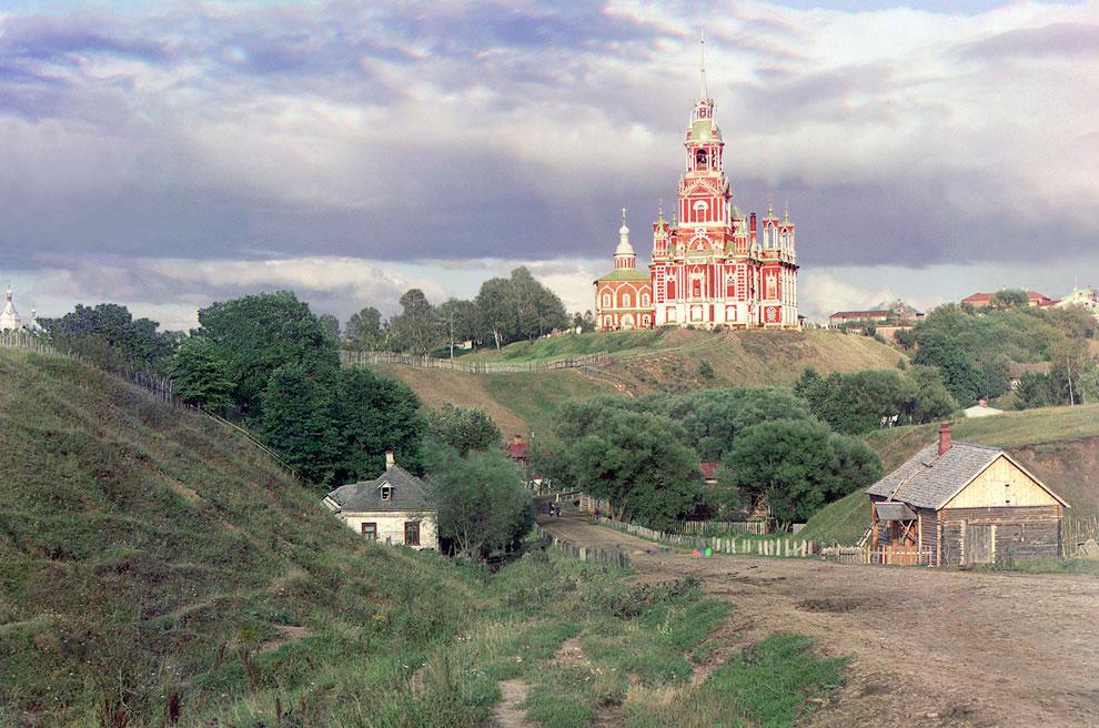 Российская империя в цвете