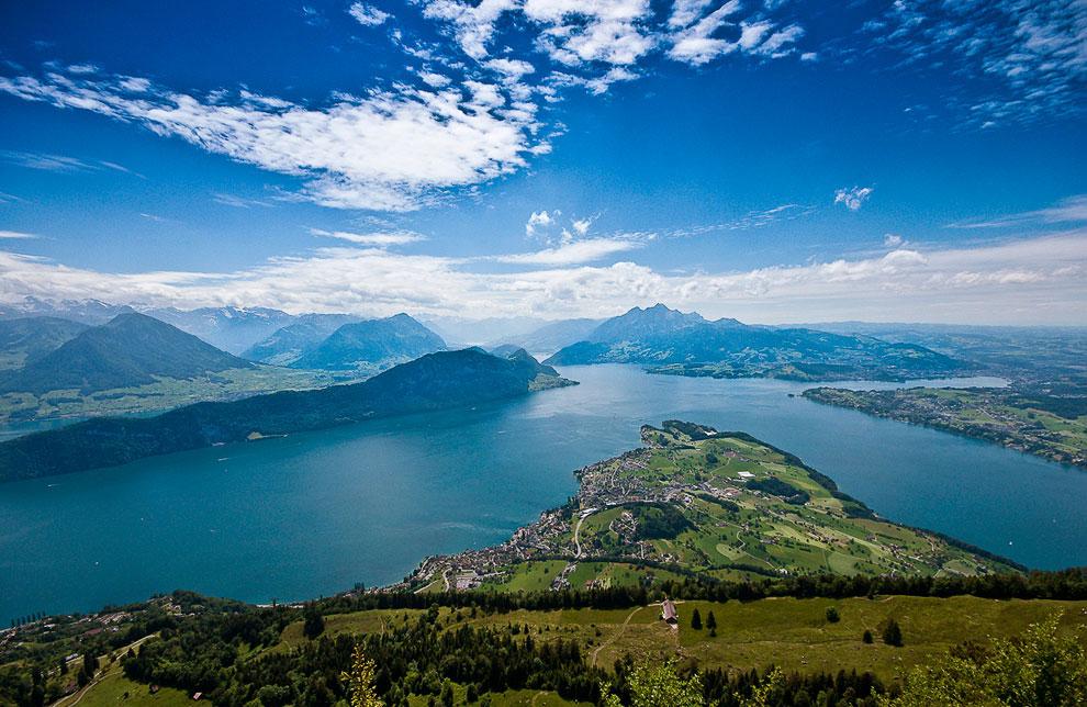 Озеро Люцерн