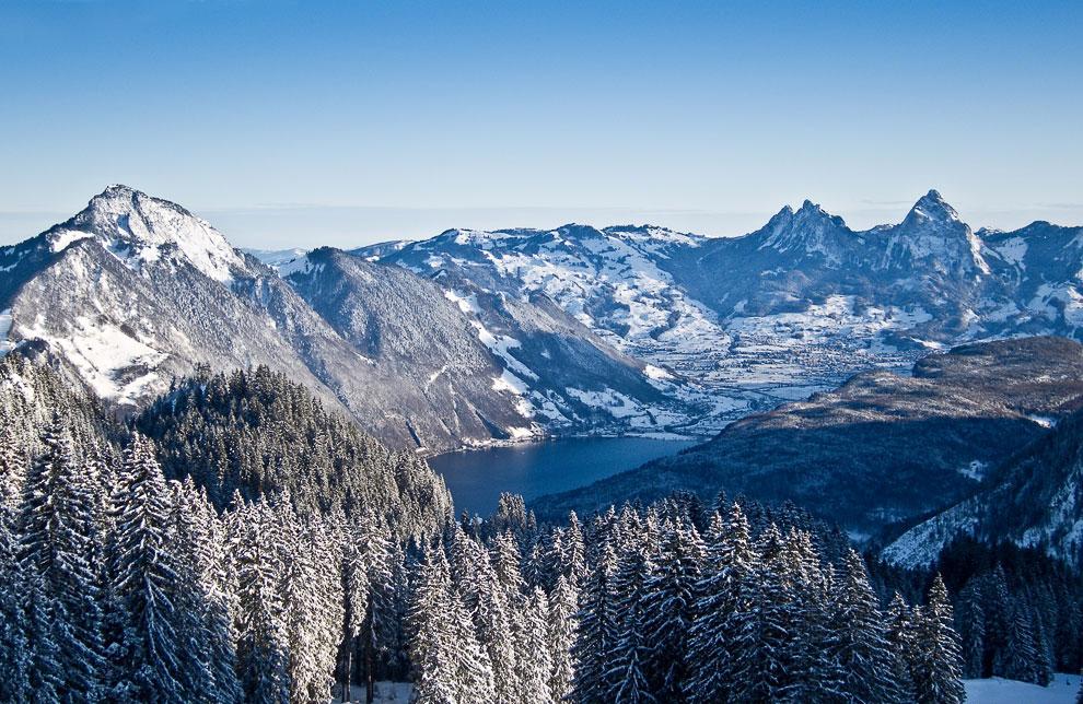 Гора Grosser Mythen