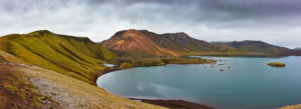 Озеро Фростастадаватн