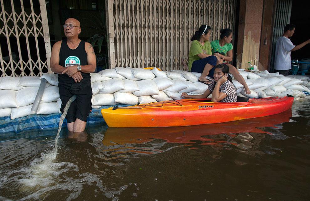Подводный Бангкок