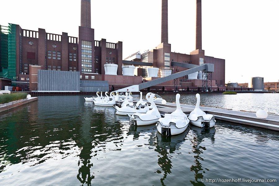 заводы фольксваген в германии