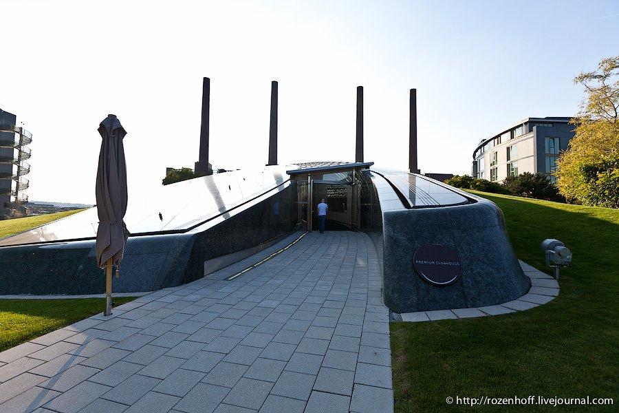 Уникальный парк Autostadt в Германии