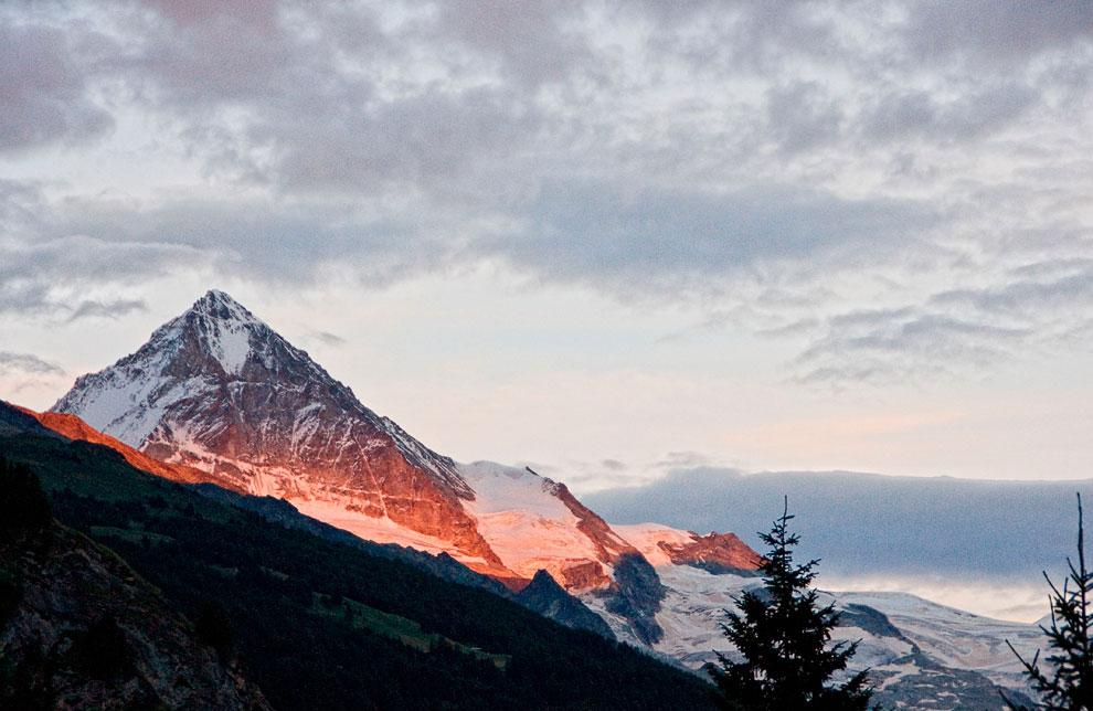 Гора Dent Blanche