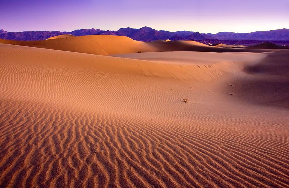 Дюны в Долине смерти