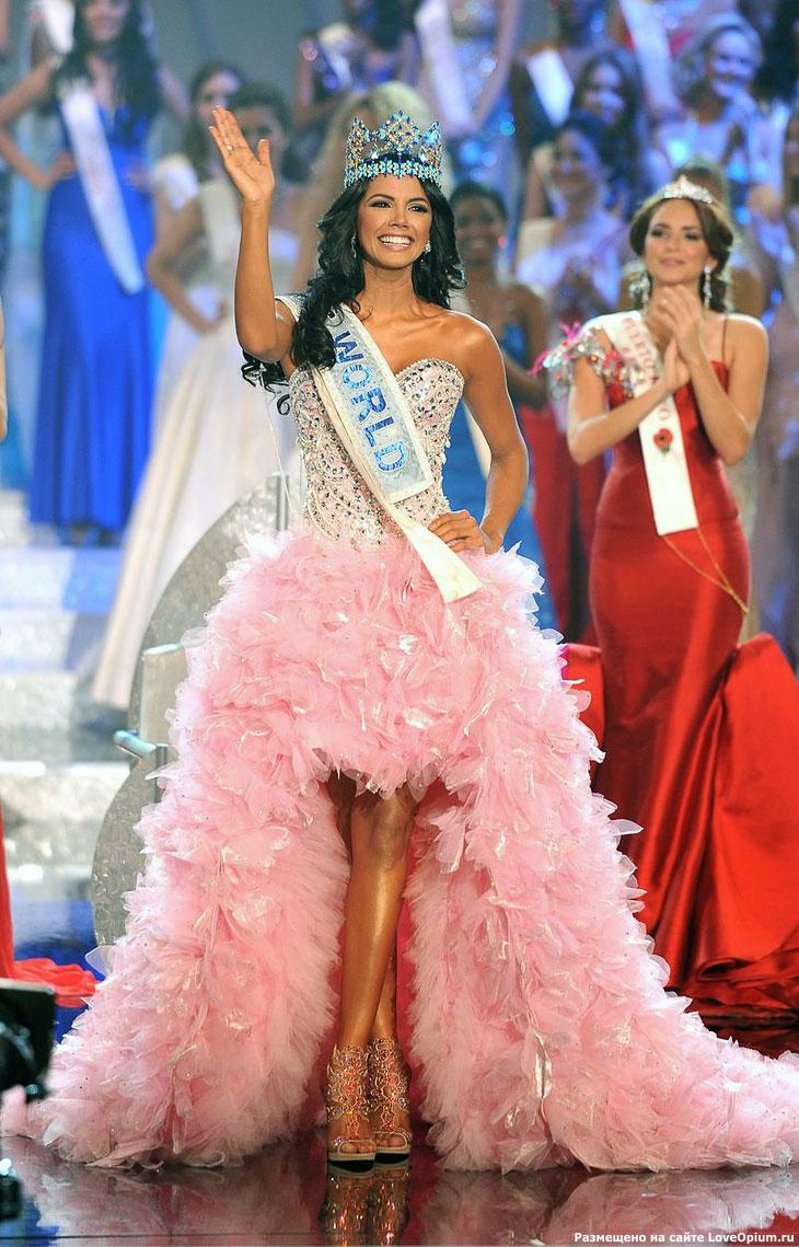 Мисс Мира 2011