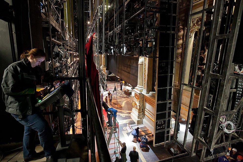 «Спящая красавица»: за кулисами Большого театра