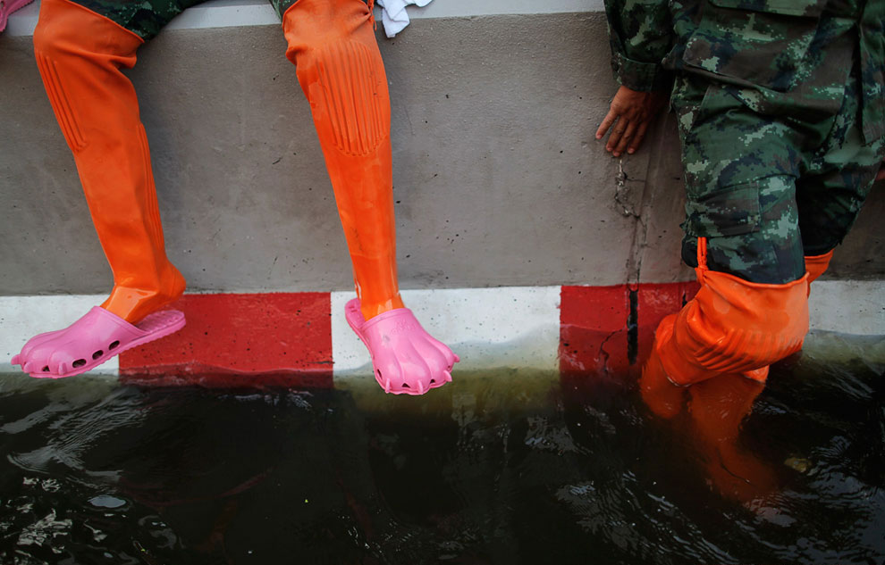 Таиланд в ноябре: сцены из жизни