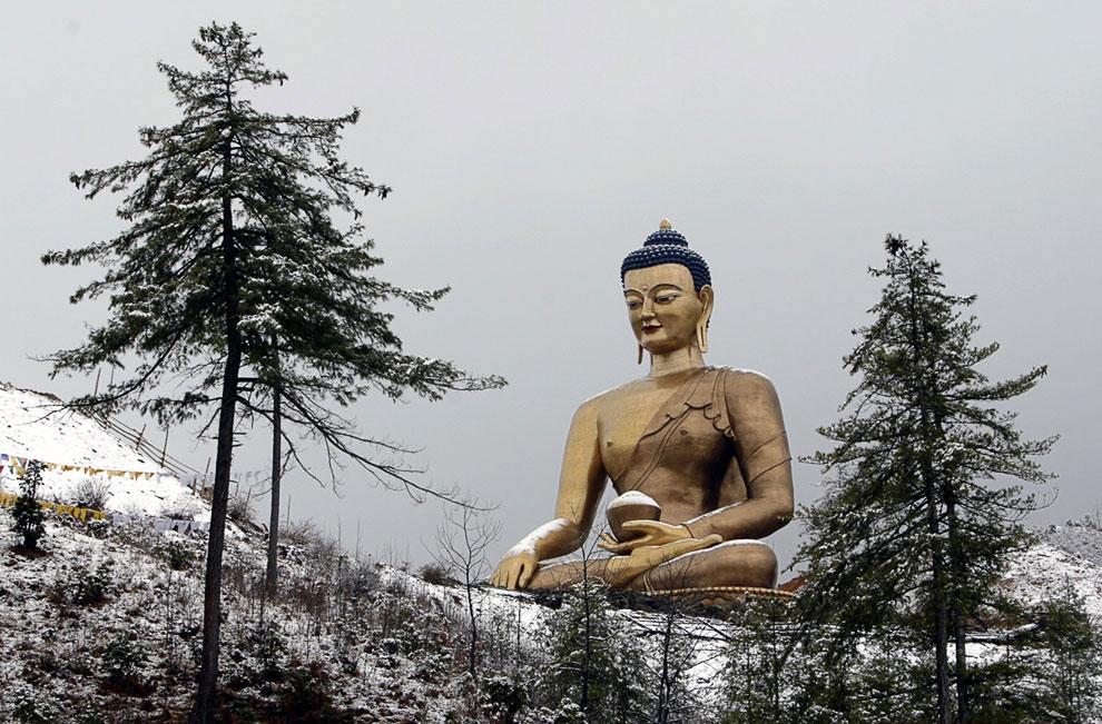 Путешествие в королевство Бутан
