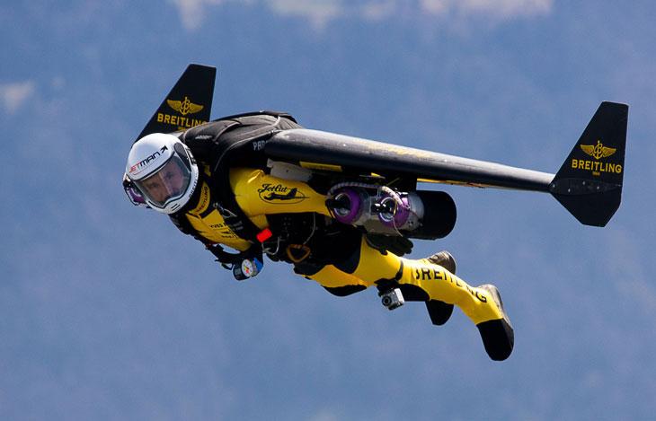 Летать как птица: полет над Альпами вместе с боевыми самолетами