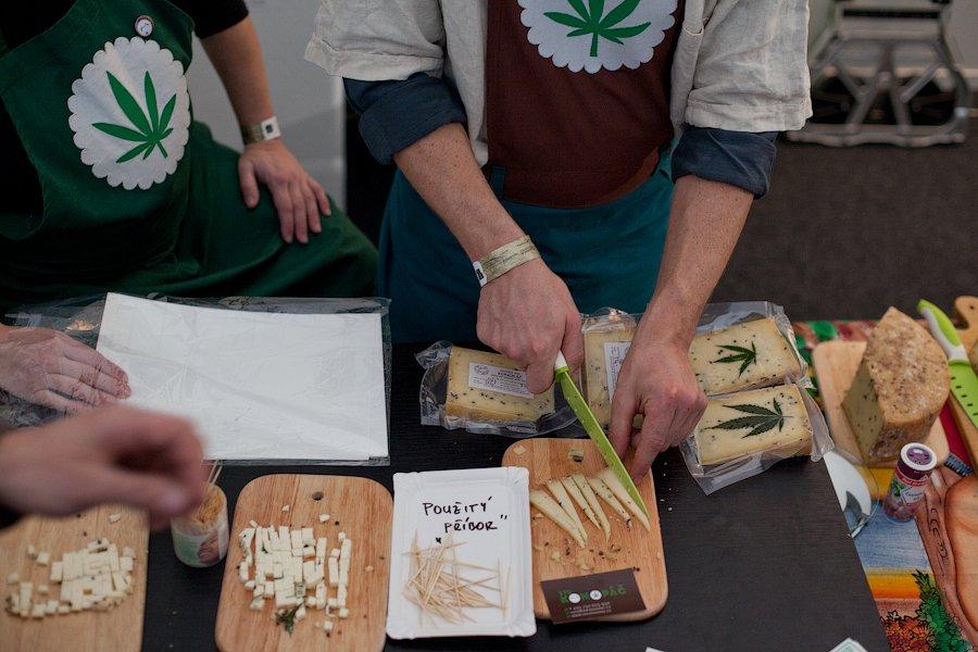 Фестиваль конопли Cannafest 2011 в Праге