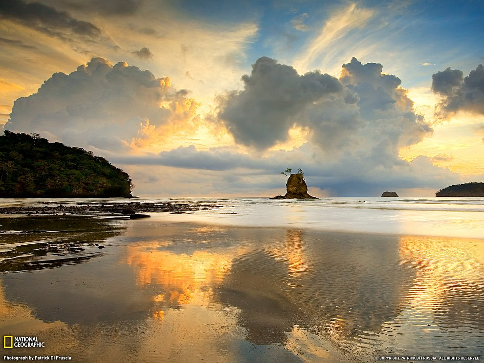 Полуостров Никоя, Коста-Рика