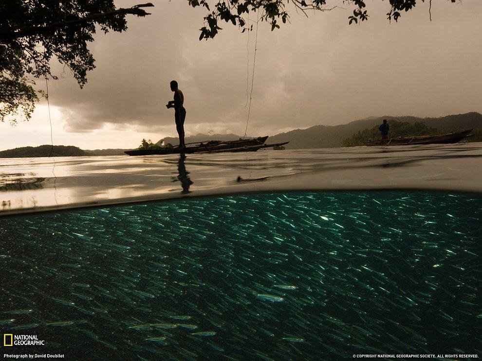 Рыбак, Индонезия