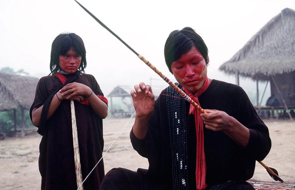 История Ашанинка — коренного народа джунглей Амазонки