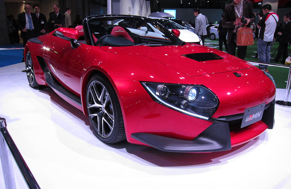 Toyota GRMN Sports