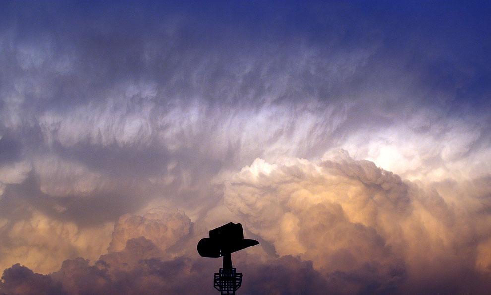 Облака над Техасом