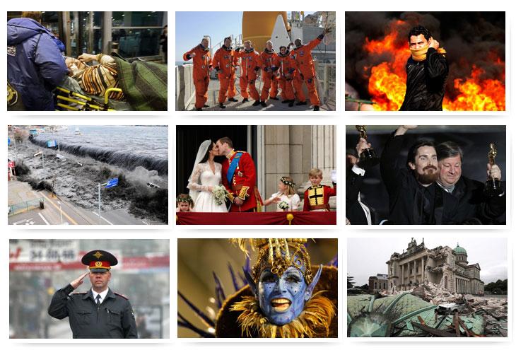 2011 год в фотографиях. Часть 1