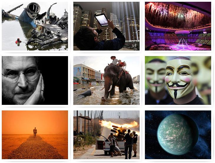 2011 год в фотографиях. Часть 3