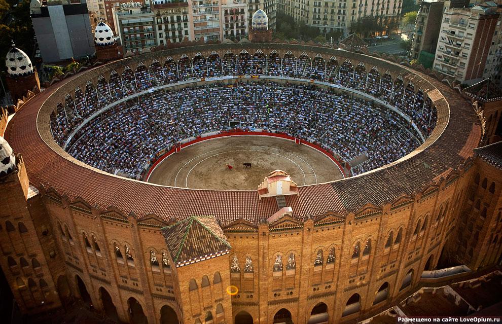 Прощальная коррида в Каталонии