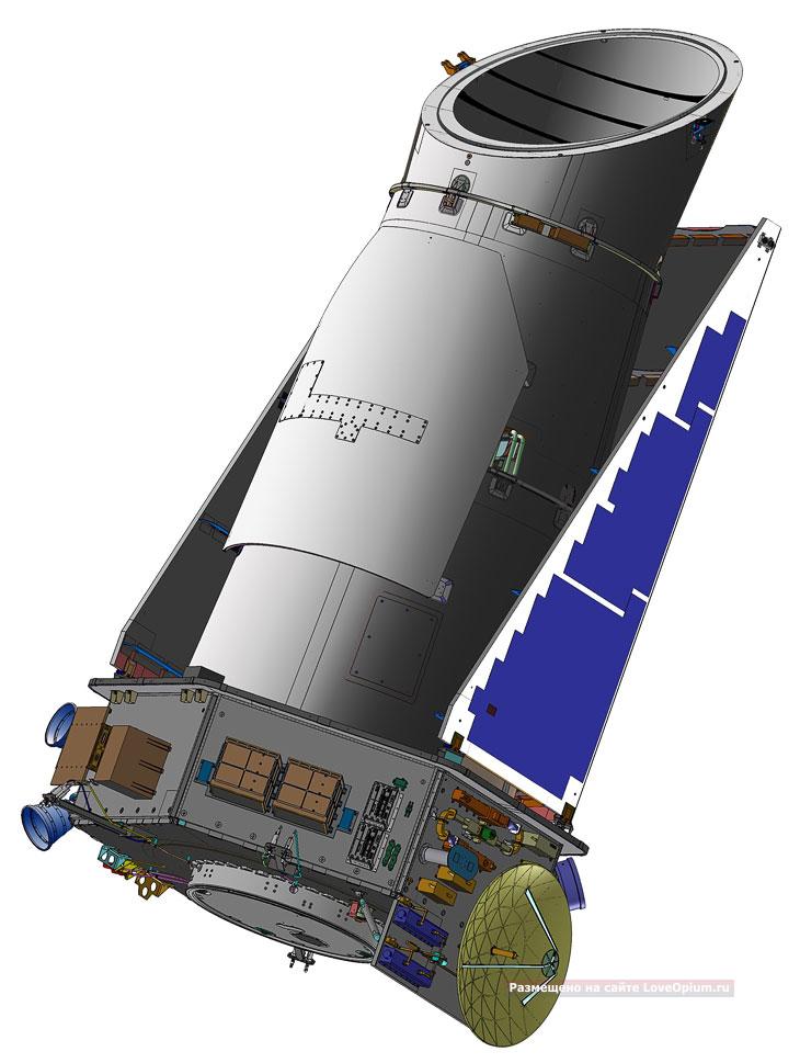 Космический телескоп Kepler