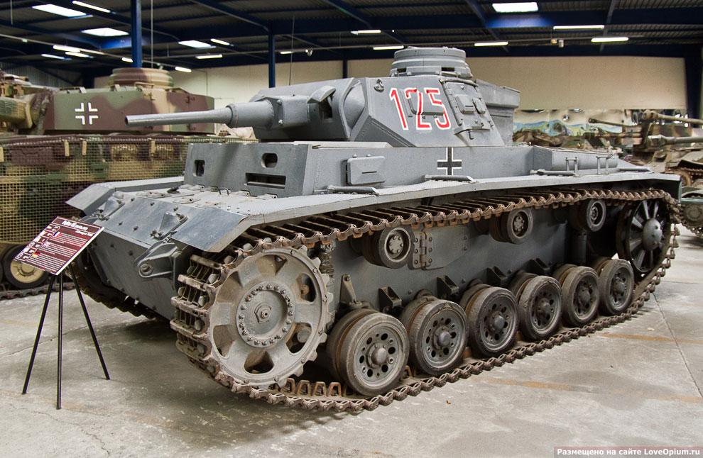 Танк Panzer III