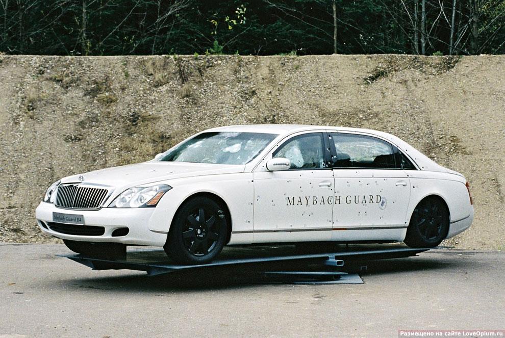 Maybach Guard