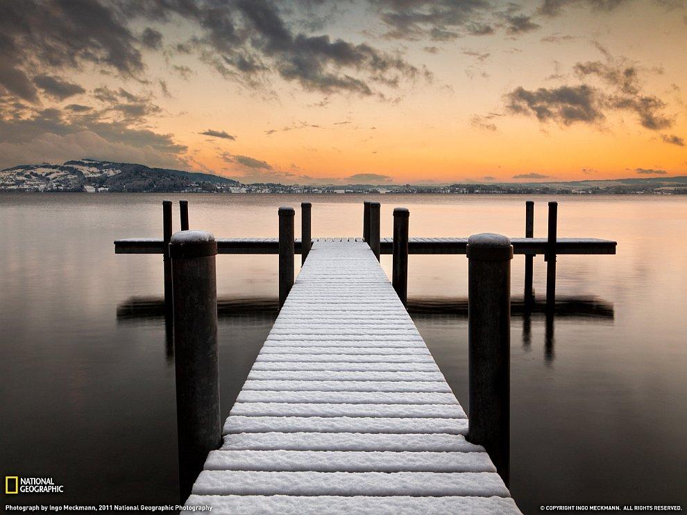 Озеро Цуг, Швейцария
