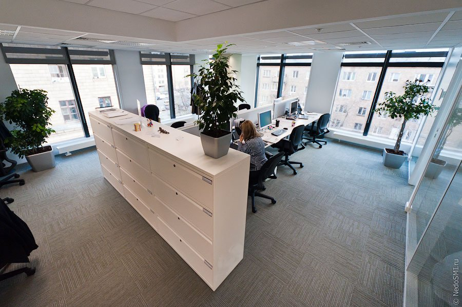Необычный офис компании Philips