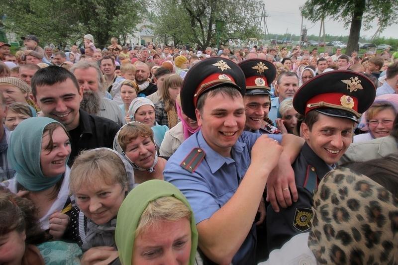 Россия: сцены из жизни
