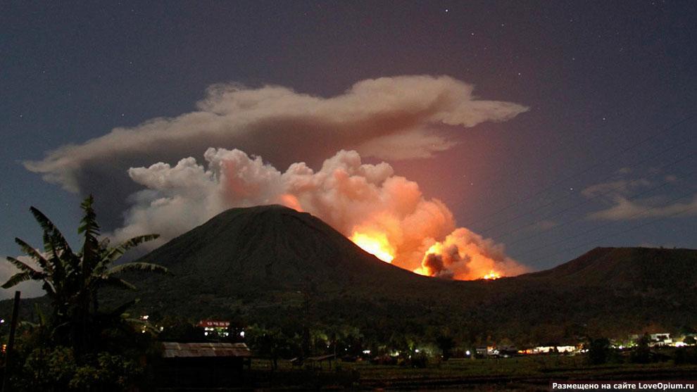 Вулкан Локон