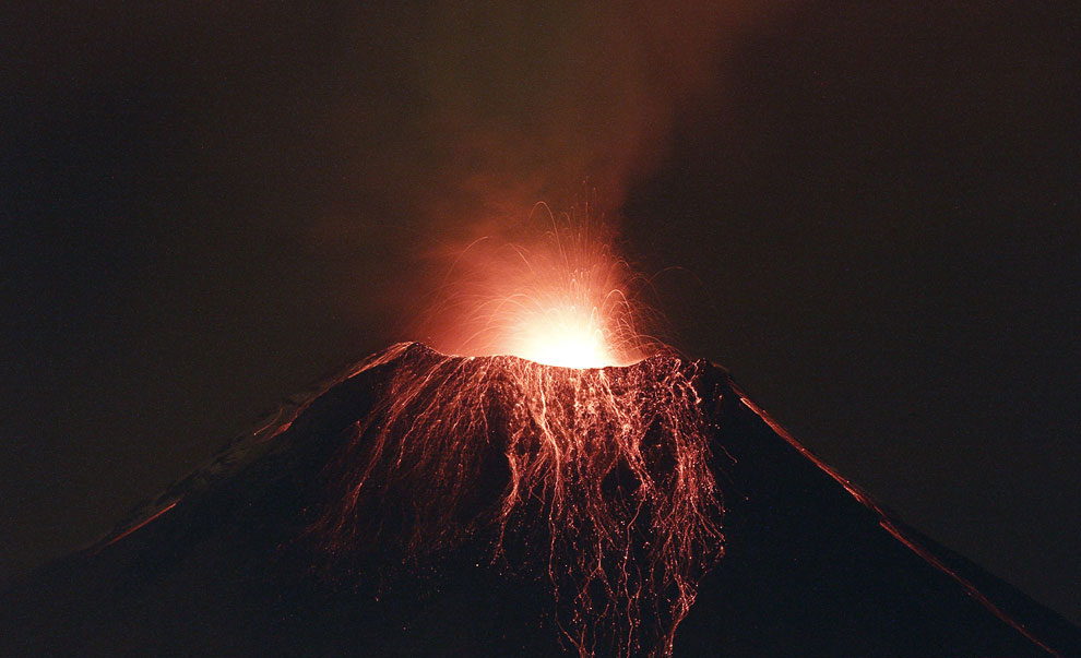Вулкан Тунгурауа