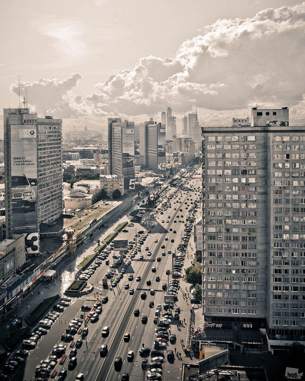 Лучшие фотографии России: архитектура