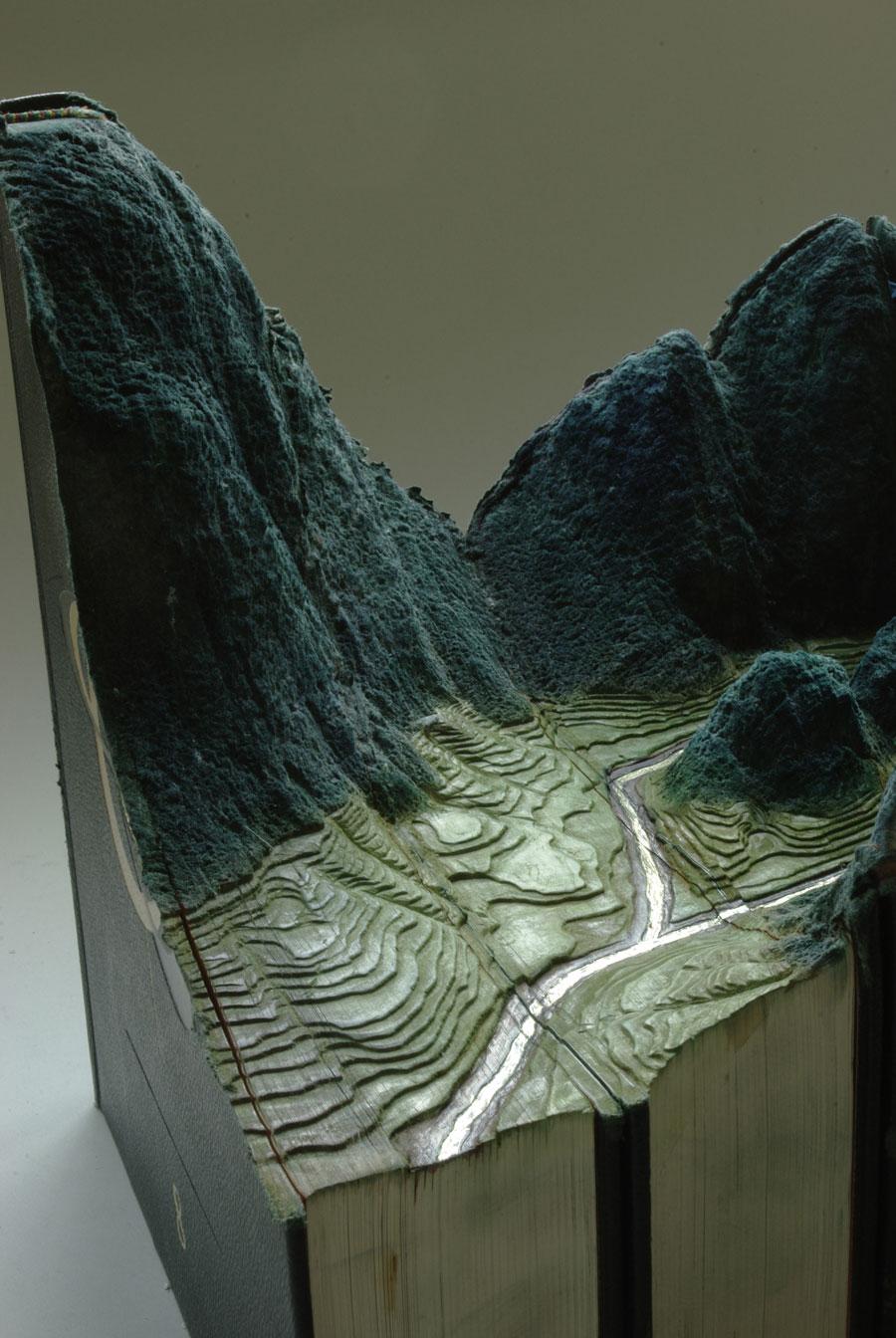 Необычные пейзажи из книг